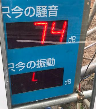 70デシベル