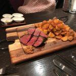 白金台の「岩尚白金」のお肉と料理が超オススメです。