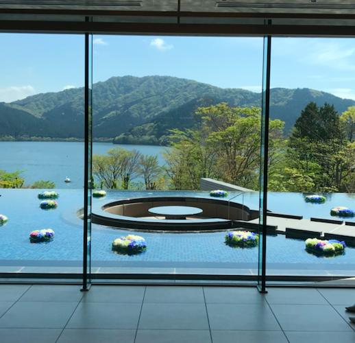 GWは箱根・芦ノ湖「はなをり」に泊まってきた。