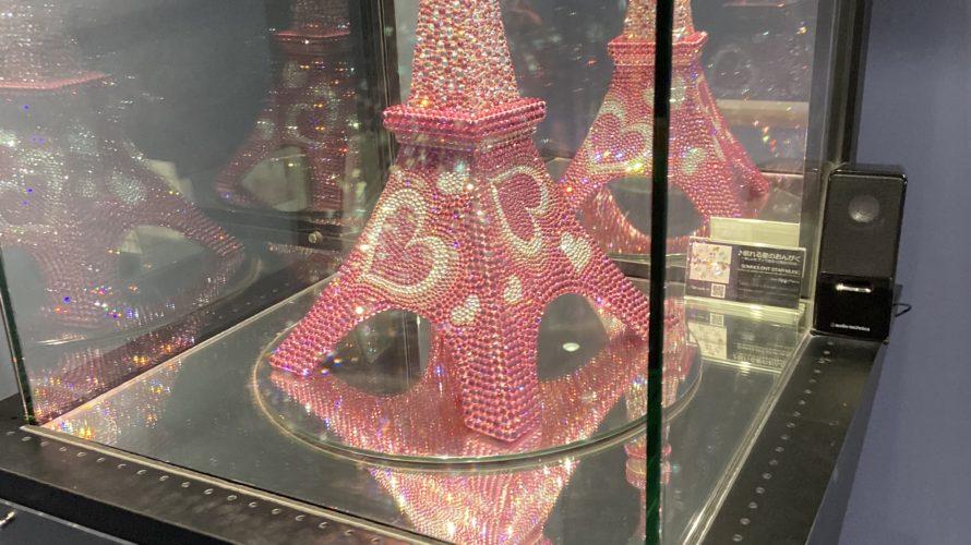 コロナで東京タワーが空いててオススメ。