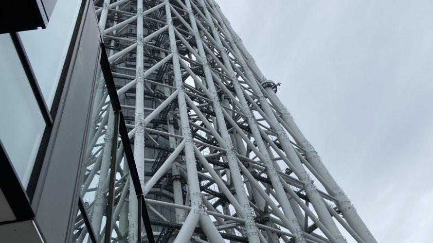 東京スカイツリーに上るなら今。半額だから。