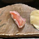 GoToイートで六本木の「おつな寿司」へ行ってきた。