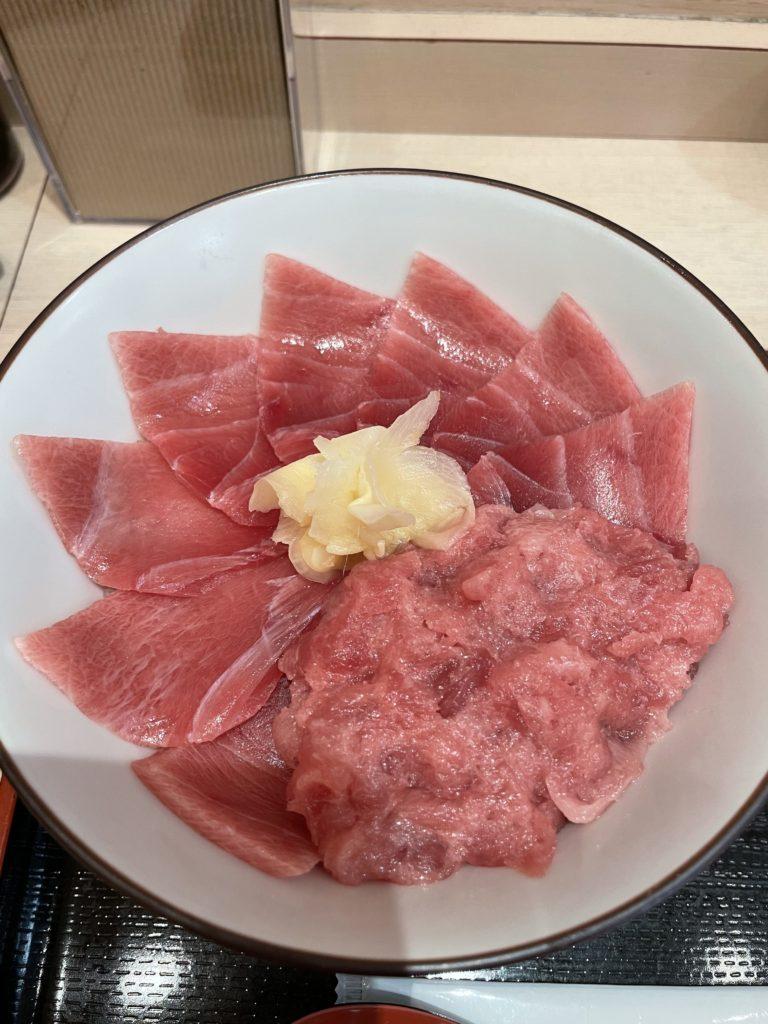 特選鉄火丼