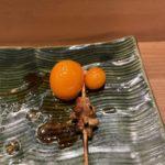 目黒にある「やきとり阿部」で焼鳥を食べてきた。