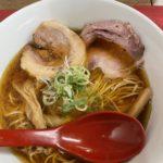 品川横丁にラーメン屋が出現。「麺louis」でラーメンを食べた。